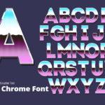 80s Font