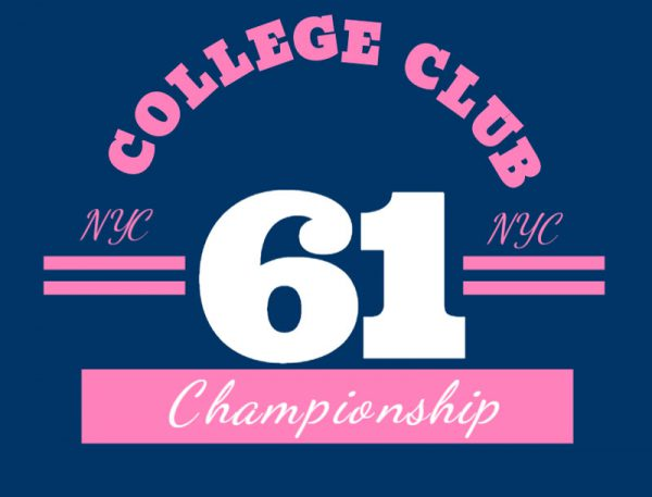College logo badge