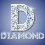 Diamond Text