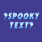 spooky text effect halloween