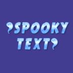 spooky text effect halloween