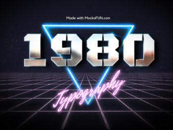 80s Wallpaper