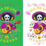 Dia de Los Muertos Poster Free