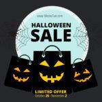 Instagram Template for Halloween