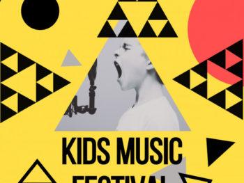 Kids Music Festival Flyer