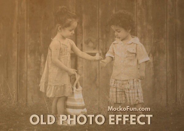 Old Photo Effect