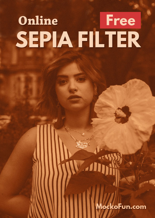 Online Sepia Filter