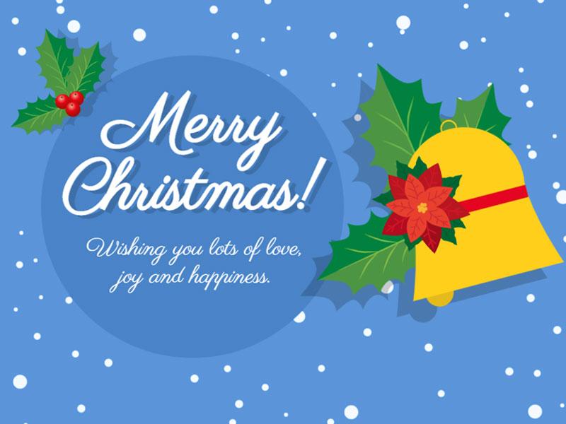 Christmas Card Design Free