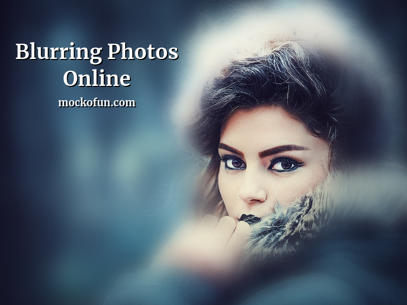 Blurring Photos Online
