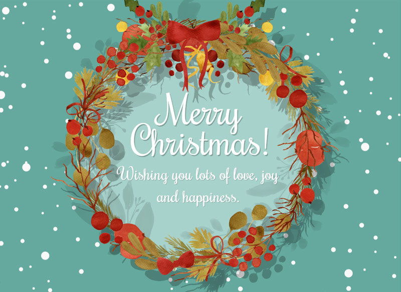 free online christmas cards to download