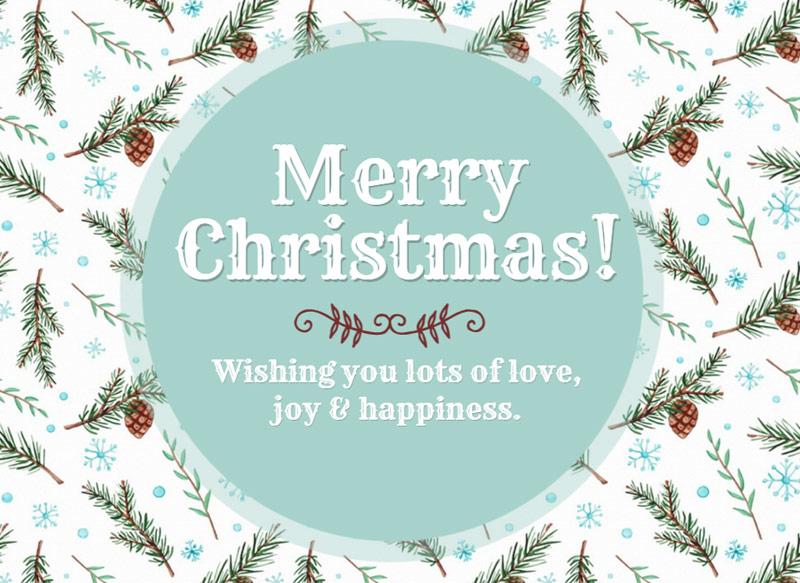Christmas Card Design Online