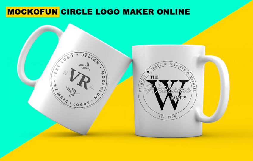 Circle Logo Maker