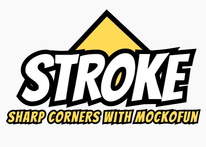 Stroke Sharp Corners