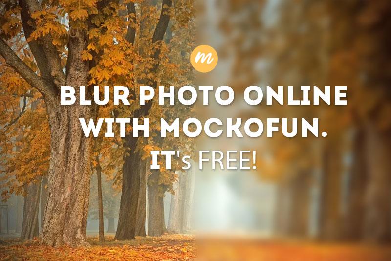 Blur Photo Online