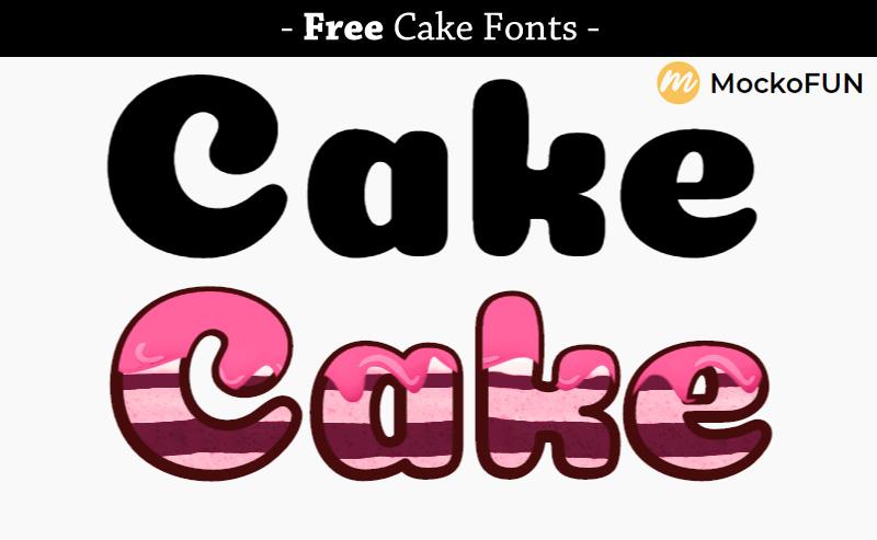 Cake Font