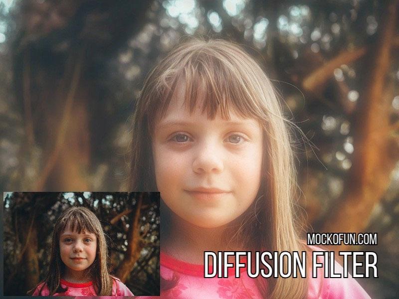 Diffusion Filter