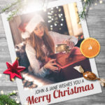 Personalized Christmas Card