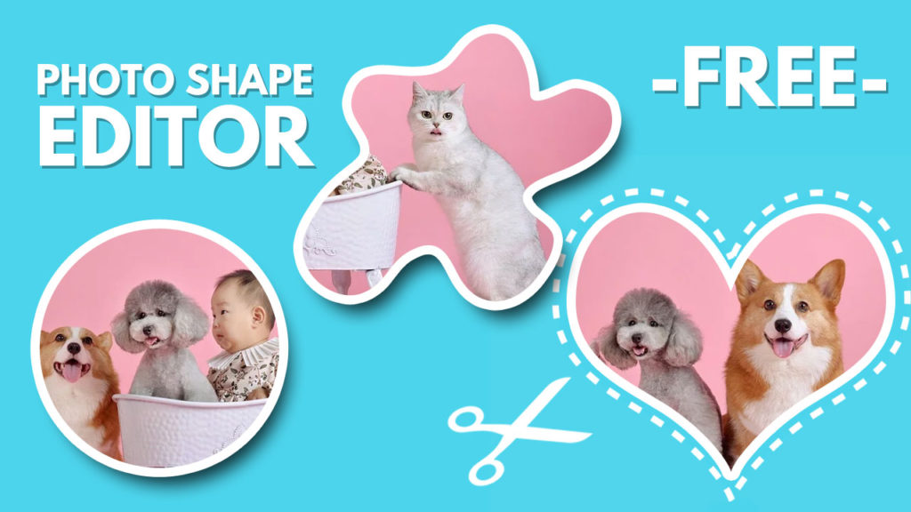Photo Shape Editor