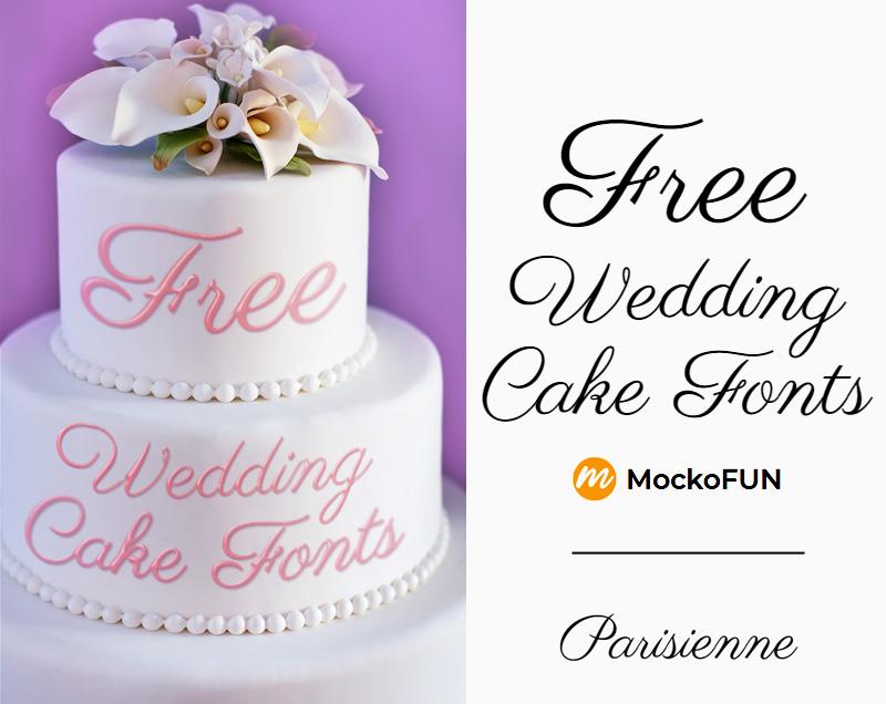 Wedding Cursive Font