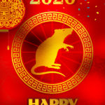 Year of Rat Chinese Poster