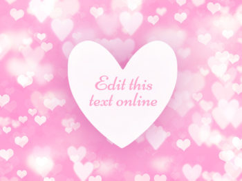 Copy of Valentines Day Background