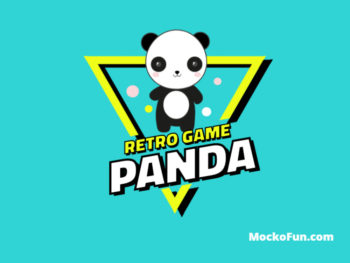 Retro Gaming Logo