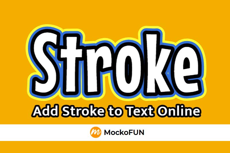 Stroke Text