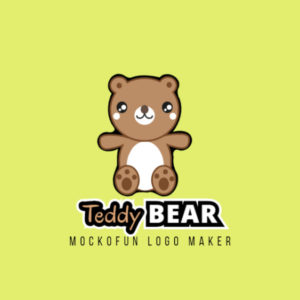 Teddy Bear Logo
