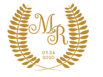Wedding Monogram Free