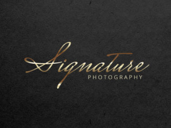 Signature Logo Photography