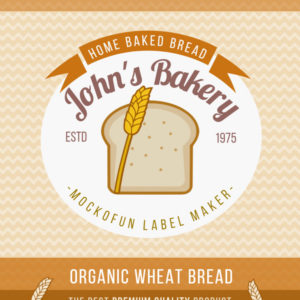 Bread Label