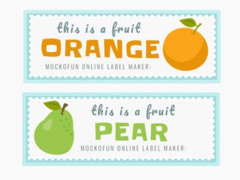free online mailing label maker