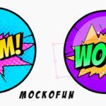 Comic Badges