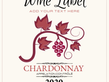 Custom Wine Label