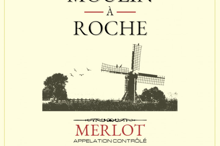 French Wine Label