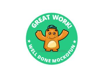 Reward Sticker