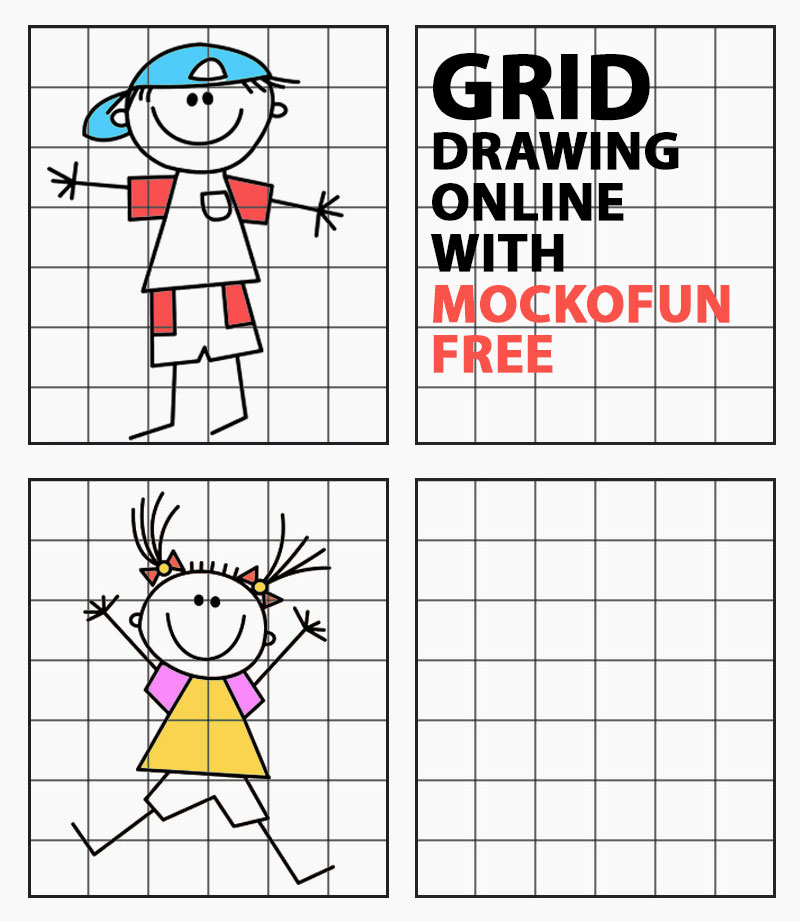 Drawing with Grid Lines
