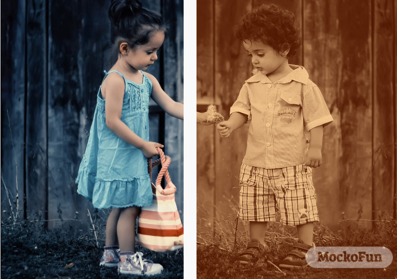 How to Make a Photo Look Vintage