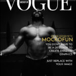 Vogue Cover Template