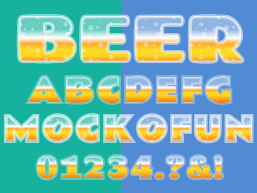 Beer Font