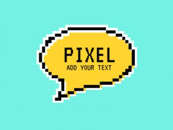 Pixel Sticker