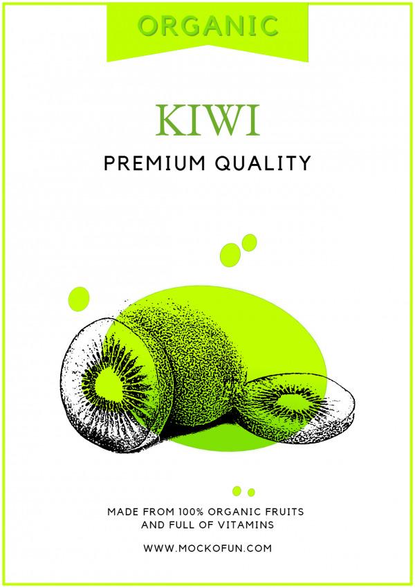 Kiwi Fruit Flyer