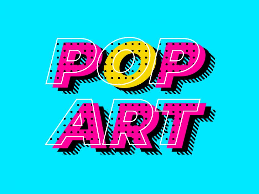 Pop Art Font