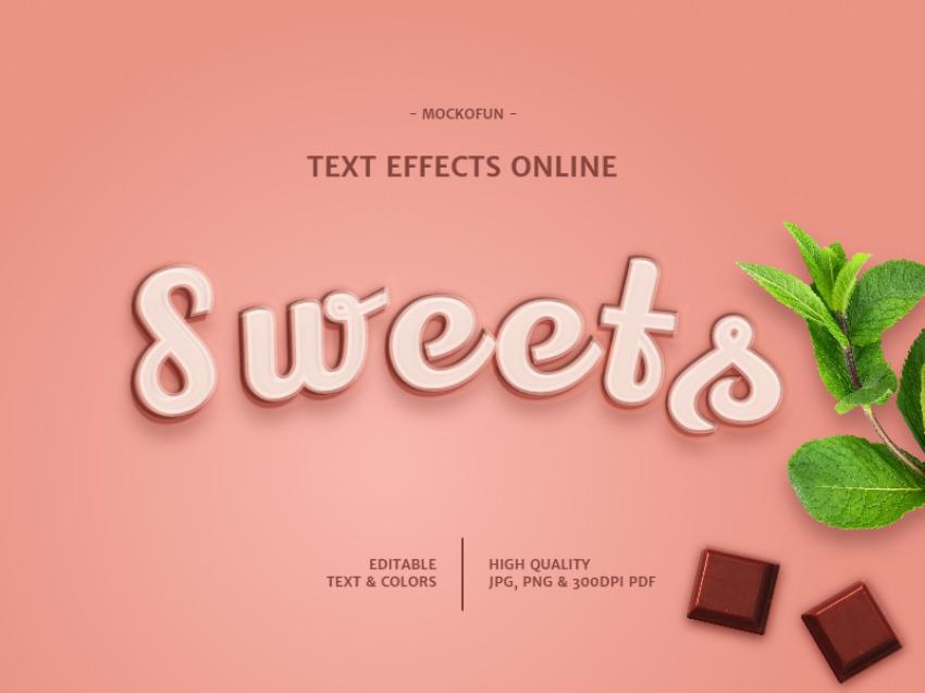 Sweets Font
