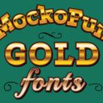 Gold Fonts