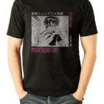 Anime T-Shirt Design