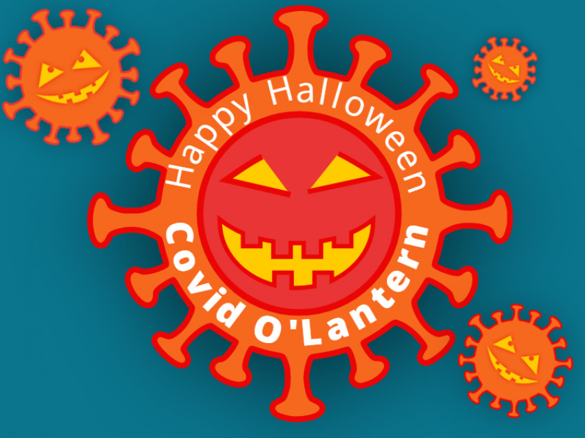 Covid Halloween 2020