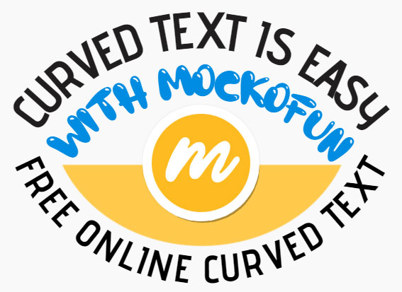 Curved Text Canva