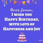 Free Birthday Wishes Card