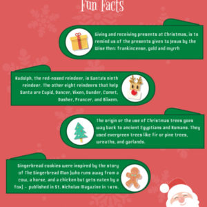 Christmas Fun Facts